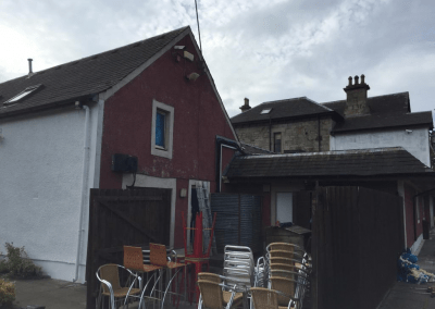 commercial painting in Ayrshire, Scotland