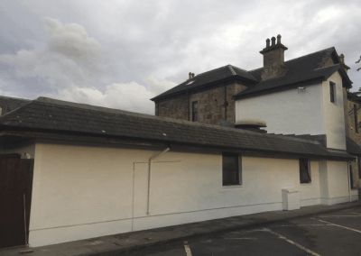 commercial painters in Glasgow, Scotland
